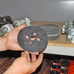 Мембрана компрессора штукатурной станции - фото 6027
