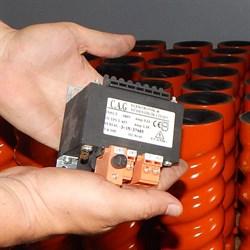 Трансформатор  380/24 вольт - фото 6219