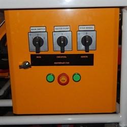 Щит управления штукатурной станции - фото 6247