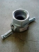 Соединение 35 мм с резьбой на смесительную камеру