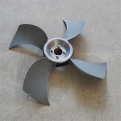 Вентилятор радиатора растворонасоса - фото 5397