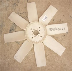 Вентилятор Serya 2  для растворонасоса - фото 5407