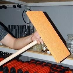 Терка губчатая на стержне для штукатурных работ - фото 5540