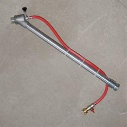 Пистолет растворный 35 мм  800 мм алюминиевый - фото 5574