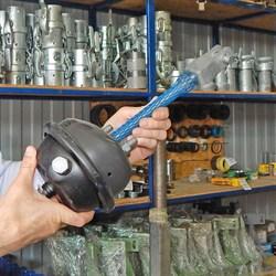 Баллон для натяжки ремня привода бункера Rety, PM, BR. - фото 5664