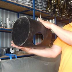 Резина гасителя. Горшок, стакан - фото 5772