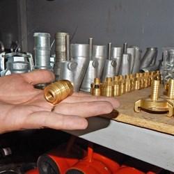 Муфта с наружной резьбой компрессора - фото 6009