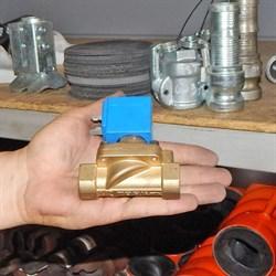 Клапан элетромагнитный для штукатурной станции - фото 6018