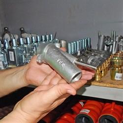 Наконечник пистолета распылителя алюминиевый 25 мм - фото 6058