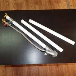 Трубка пистолета распылителя 25мм - фото 6060
