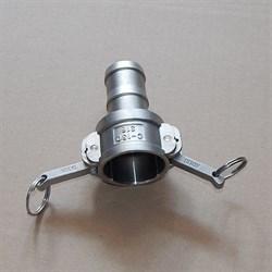 Соединение Camlock 35 мм, литое мама - фото 6096