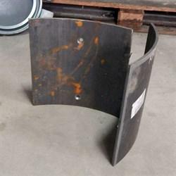 Комплект истираемых листов (броня) растворонасоса СО 241 - фото 6169