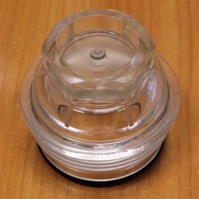 Камера редуктора понижения давления воды пластиковая с крышкой 1/4 - фото 6463