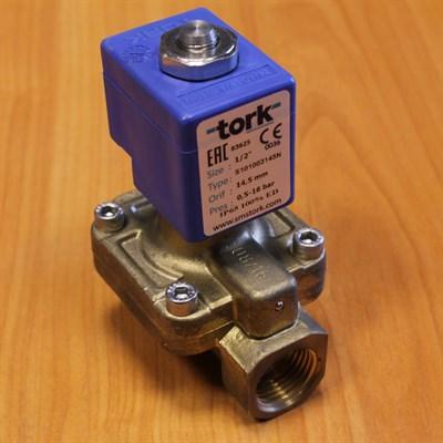 Клапан элетромагнитный для штукатурной станции - фото 6506