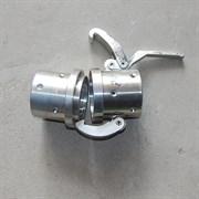 Соединение внешнее 65 мм быстроразъемное (комплект мама-папа) без уплотнения