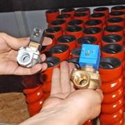 Клапан электромагнитный штукатурной станции