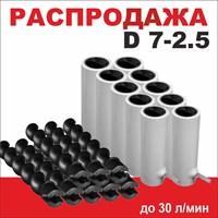 Шнековая пара D 7-2.5. Идеальна для ЦПС !