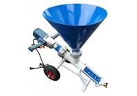 Инъекционный насос НМ-706 шнековый