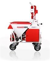 Штукатурная станция PowerMix Alfa