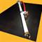 Пистолет растворный 25мм КPNK 500 мм с GEKA соединением - фото 6101